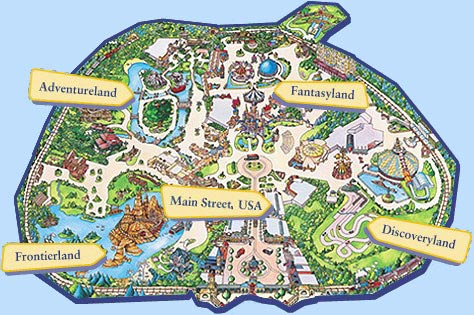 Map 2015 Related Keywords & Suggestions - Paris Disneyland Map 2015 ...